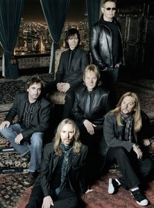 70s-80s-90s rock... Gowan (dude on the chair) o Styx (band on the picture) are good examples <3
