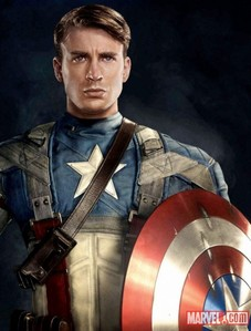 Captain America<3