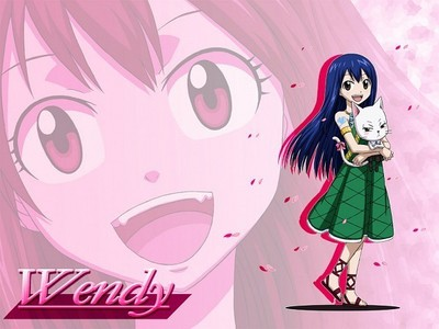 Wendy Marvell From Fairy Tail