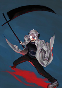 Scythes have always been my favoriete weapon.