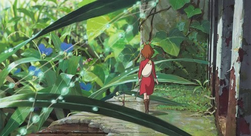 Of course I watched it. It's a Miyazaki film. I love the attention he puts into the little details.