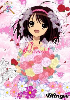 Haruhi Suzumiya also