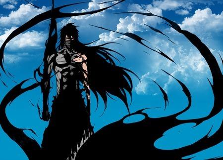 Ichigo! He looks super cool like this!