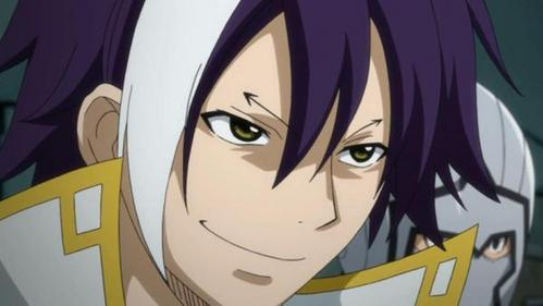 Hughes from Fairy Tail :)