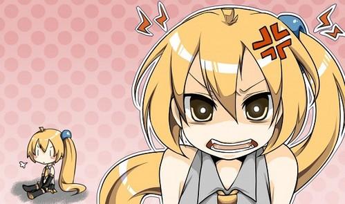 Neru Akita , Vocaloid/Boukaloid ;) Gocha Gocha Urusee!
