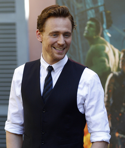 For Tom Hiddleston to appear right in front of me! :D Ehehehe.