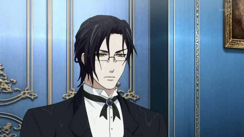 Claude Faustus. <3 .. Haters gonna hate. -u- (I like his wet hair.. xD<3)