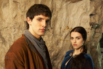 I love this picture of Colin and Katie!