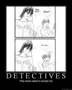 Dear gosh I can FEEL the haters coming... Death Note's Light. I just don't like Death Note that much.