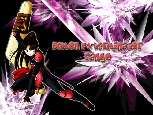 Sango!!!! :D