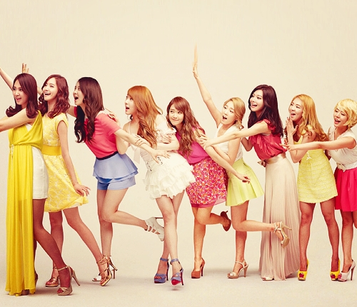 I think SNSD will always be first (for me) but for other people I sure they like a different band. ^^