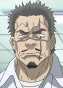 Gozaburo Seto (sun's dad) Seto no hanayome (my bride is a mermaid)
