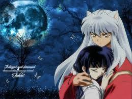 Inuyasha and kikyo...