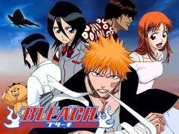 my favourite 日本动漫 is Bleach :) i have watched 228 episodes and i have got 图书 1-12 and the offical charater 图书 (souls and masked)