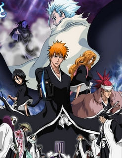 Bleach, 《战斗陀螺》 & Blue Dragon are my favourite shows :) but the best movie in history is Bleach: the diamond dust rebellion.