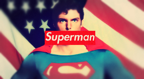 love Avengers & the فلمیں was bad پچھواڑے, گدا , but im a superman fanatic !! love smallville , have shirts ,key chains , & a cape ... i LOVE Superman