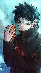 i was looking up imágenes of the akatsuki(mostly hidan and tobi) and one of the pics lead me to here. i made an account thinking it would just be like any other place then i stayed here. oh and heres the pic that lead me here.
