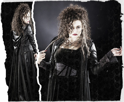 Well since everyone else already sinabi the important stuff, I will just emphasize that HP has Bellatrix. And Bellatrix makes any book she's in better. :D