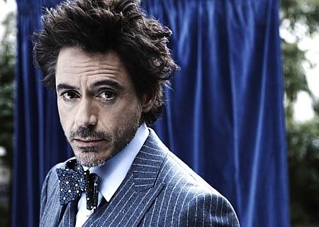 Robert Downey Jr. has the hottest eyes <3