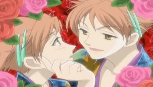 >3< Hikaru and Kaoru<333