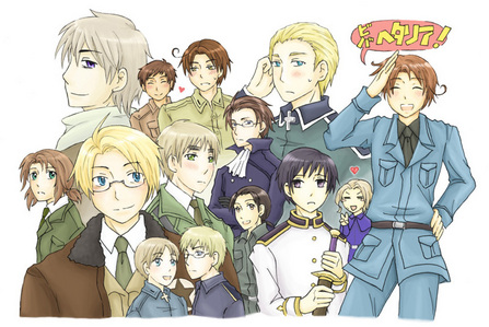 tu know your obesessed when: tu look like a genius in history class cause tu watch to much hetalia i find history so interesting now \ A+ XD
