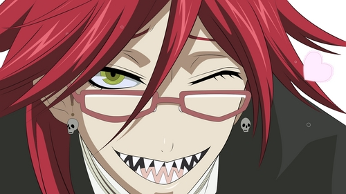Grell. No other huraian necessary.