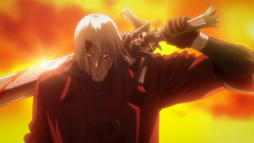 Dante(Devil May Cry) he is badass