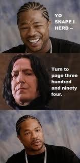 Dear gosh I read that in Snape's voice... O.o