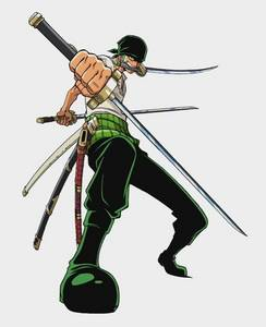 Anime People With Swords