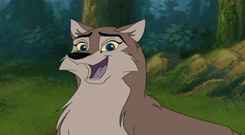 Aleu from Balto, they both have things in common
