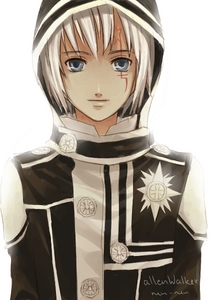 i don't know if this could be one but here it goes Allen from D-gray Man :)