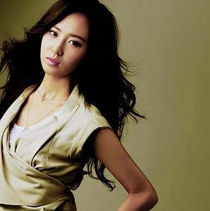 yeah me to, I really like her, my first member..^^