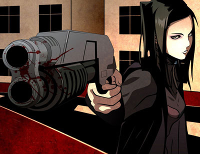 Re I Mayer From Ergo Proxy