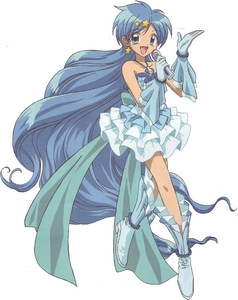 Hanon from Mermaid Melody Pitchi Pitchi Pitch