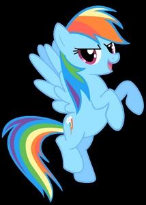 That pony. .3.