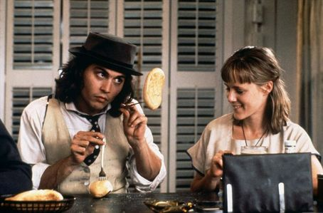 Benny & Joon. I was 8. It was one of my inayopendelewa movies! I used to do Sam's mkate roll dance...people thought I was weird! LOL!!!