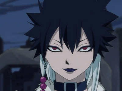 Midnight from Fairy Tail... and that really is a guy.