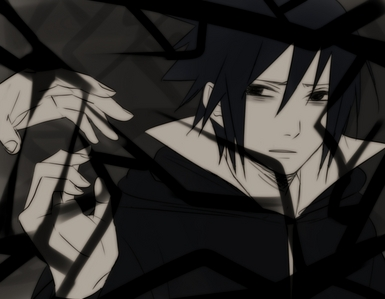 *sigh* Uchiha Sasuke... I'm an apologetic Sasuke fan.