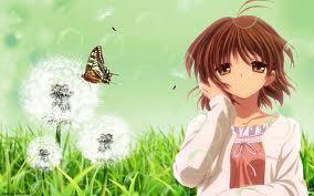 I like tons of hair styles but i have to go with Nagisa furakawa from Clannad.