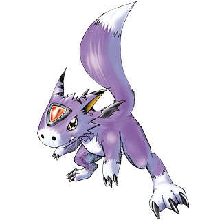 Dorumon from Digimon