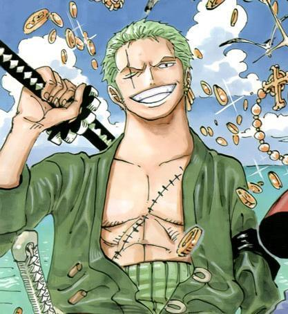 yes nobody ストール, 盗んだ him i say Roranoa Zoro from One Piece