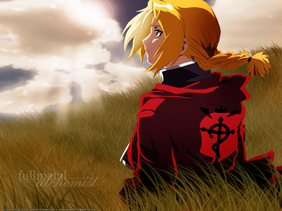I would marry Edward Elric from Fullmetal Alchemist! He's just that awesome! :D