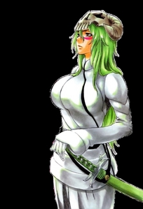 Nel from Bleach. XD (I would have 投稿されました Asa-chan, but someone beat me to it. *Tears*)