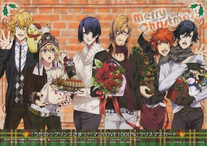 Uta no Prince-sama. For the purpose of a school life with musique ^ ^ Pyo-chan <3