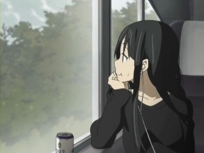 Of course Mio Akiyama is my お気に入り <3 She always will be too <3~