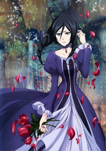 Does it have to be the hottest? Can it be the prettiest?? Rukia