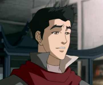 He's that guy....He's a pro-bending player 