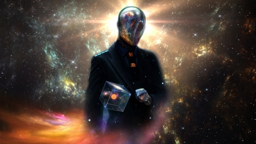 ive always pichured myself as a humanoid,not of earth but somewhere else.also at a higher rate of knowledge.my fantaisie world exsist beyond the realms of this world to farout reaches in space.here is the image i would thông tin các nhân myself as.