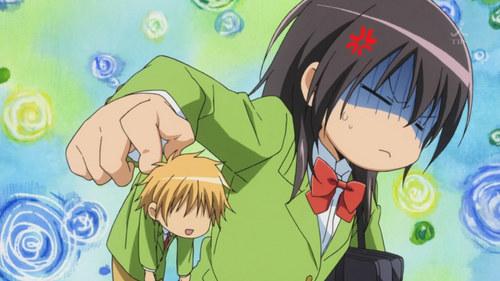 LoL Misaki and Usui!