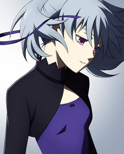 Yin...almost all of u guys got my idea soooo this is another anime person with white hair ik ^_^